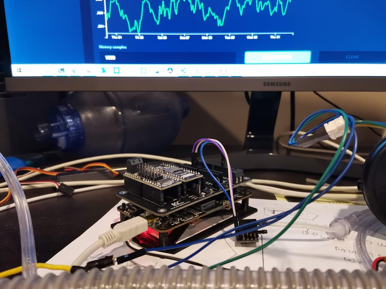 IoT Ventilator to fight COVID-19
